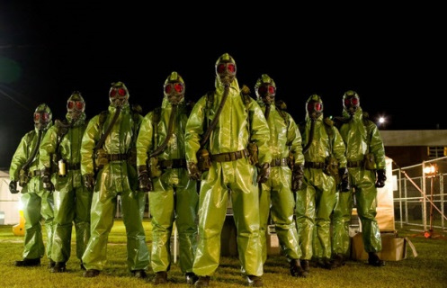 Preparing Are Gearing Up for Ebola