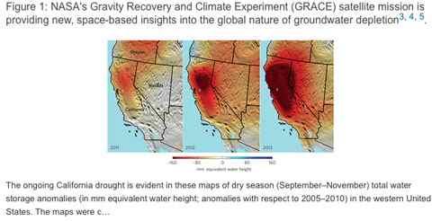 NASA-grace-CAdrought