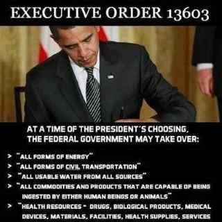 Executive Doomsday Order
