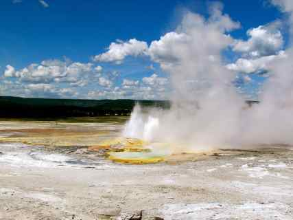 Yellowstone Eruption - We Have Never Seen Anything Like This Before.. 5906840801_562c086c4b_b