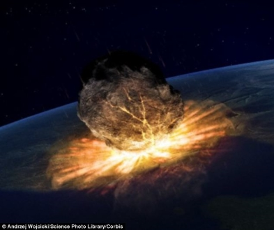 Asteroid Heading