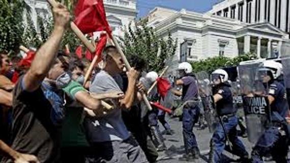 Greece Deal Falls Apart