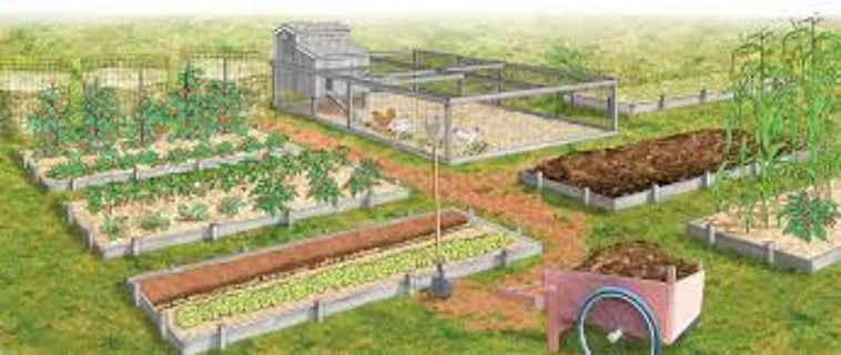 Gardening Sistem