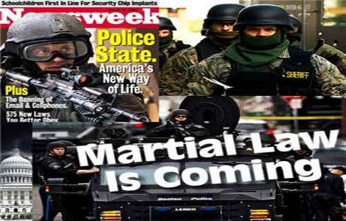 The 72 Hour Red Flag Before New World Order! 2020 Martial Law Exposed