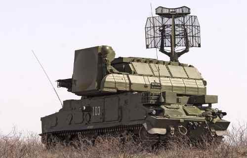 Russia Deploys
