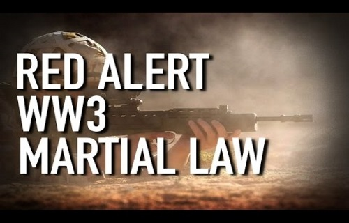 Red Alert - U.S. Sends Most Deadly Message to North Korea WW3, Economic Collapse and Martial Law
