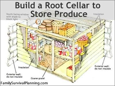 Root Cellars
