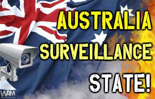 MASS Surveillance State In Australia! – Chinese Style Cashless Society Coming SOON!
